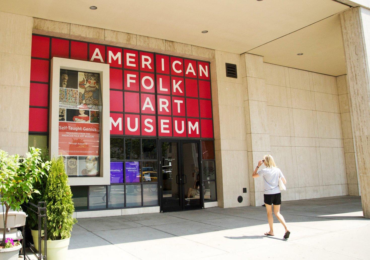 New York American Folk Art Museum