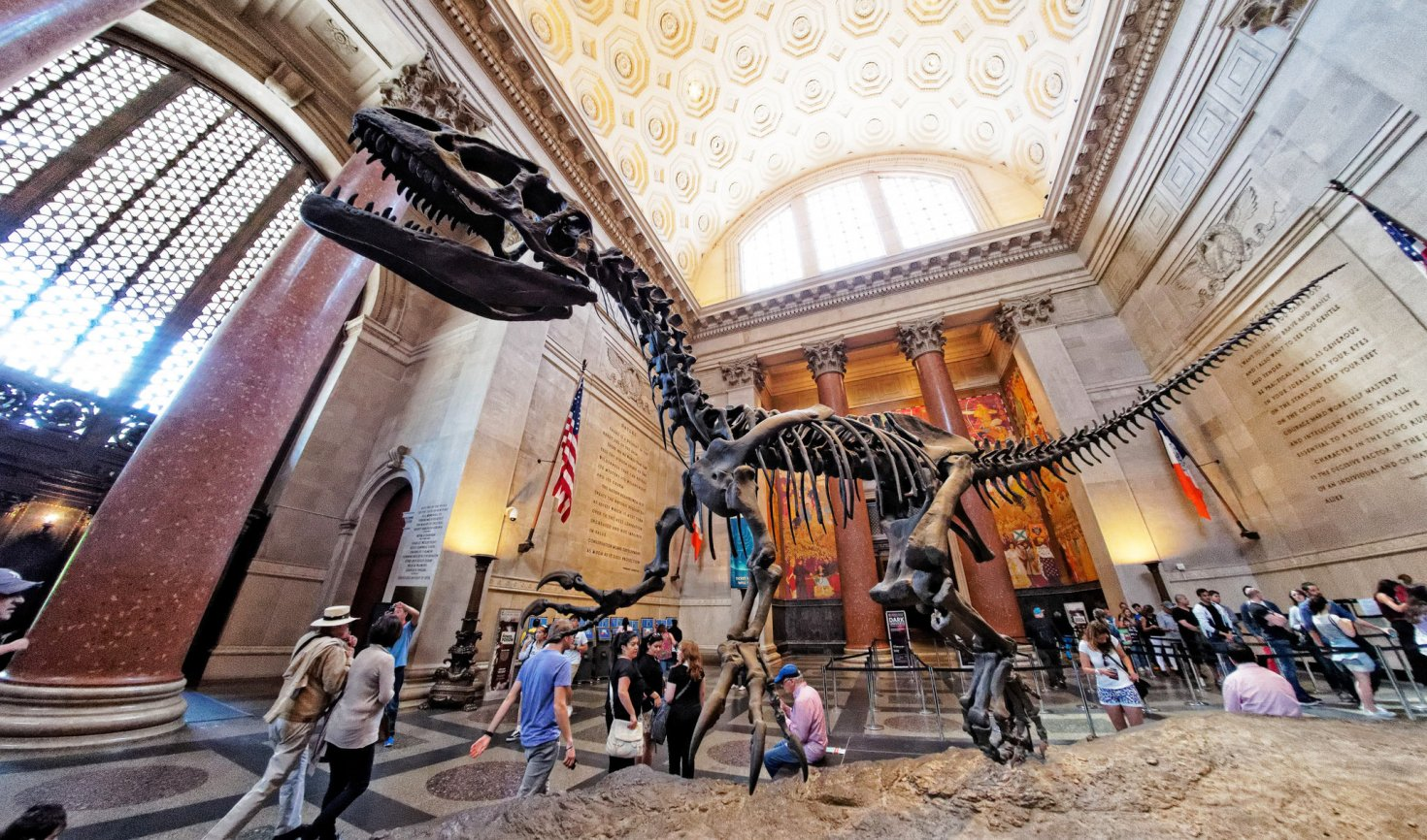 When Is The American Museum Of Natural History Open